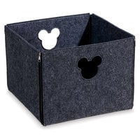 Image of Mickey Mouse Fantastic Felt Square Basket by Ethan Allen # 1