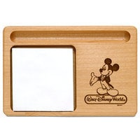 Walt Disney World Mickey Mouse Memo Holder by Arribas - Personalizable
