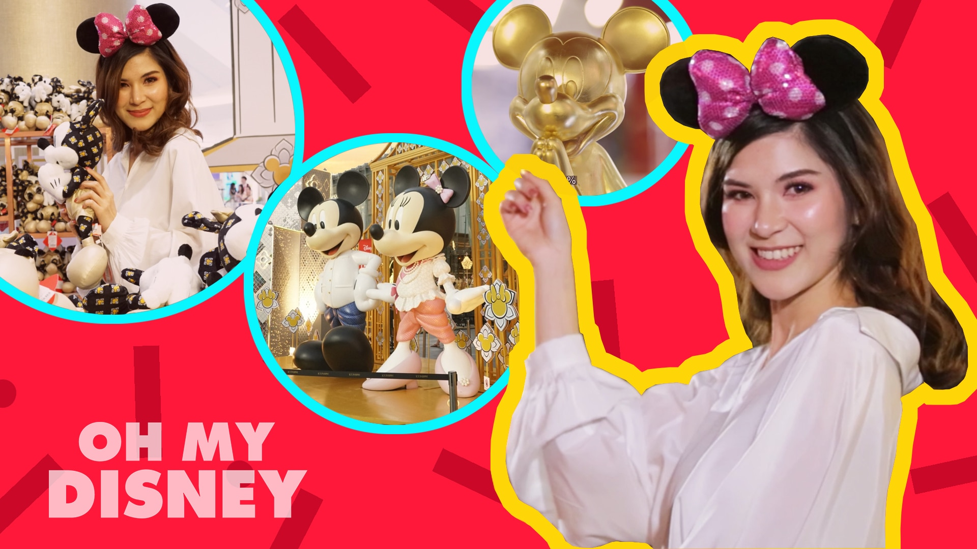 Disney Insider: Mickey Go Thailand at ICONSIAM