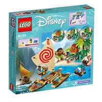 Image of Moana's Ocean Voyage Playset by LEGO # 3