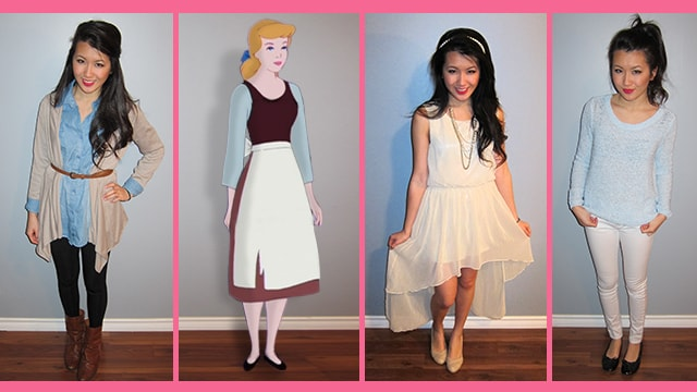Cinderella Character Couture