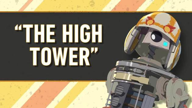 "Bucket's List: ""The High Tower"" - Star Wars Resistance"