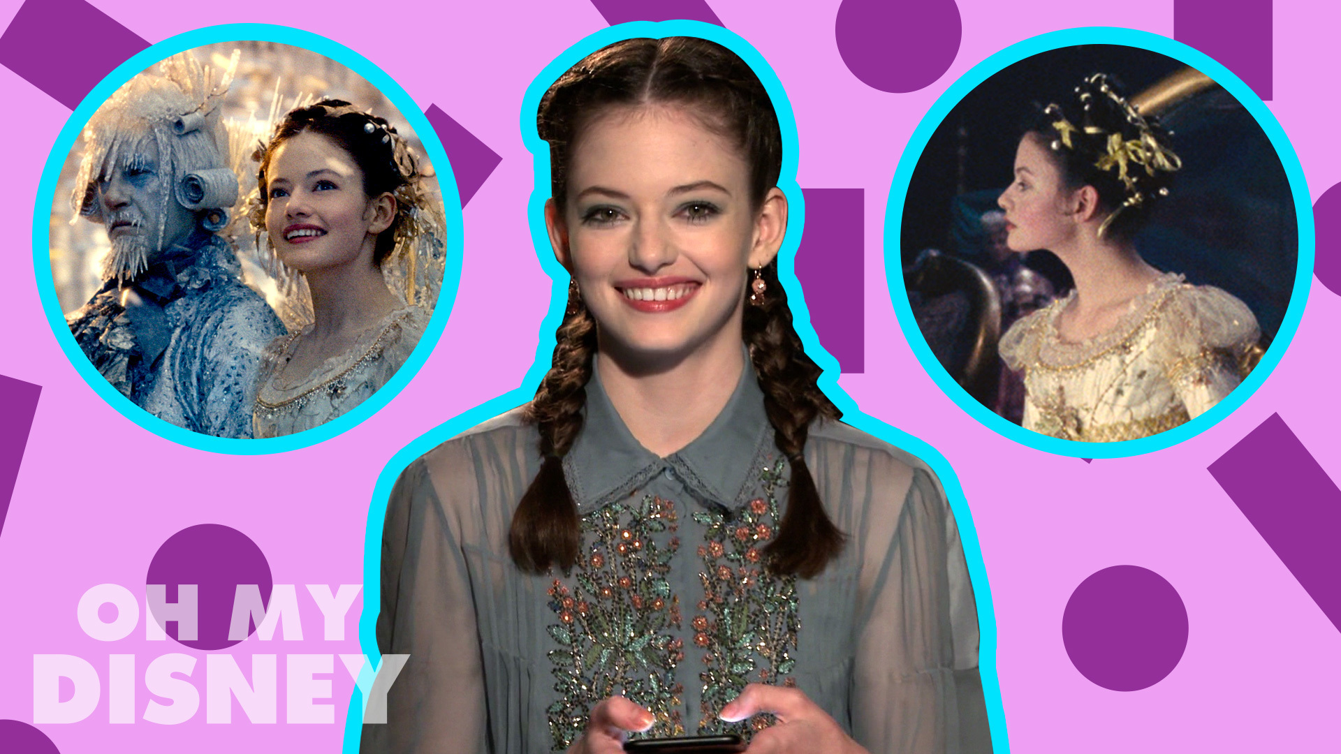 Mackenzie Foy Takes Our Live-Action Disney Princess Quiz | Oh My Disney