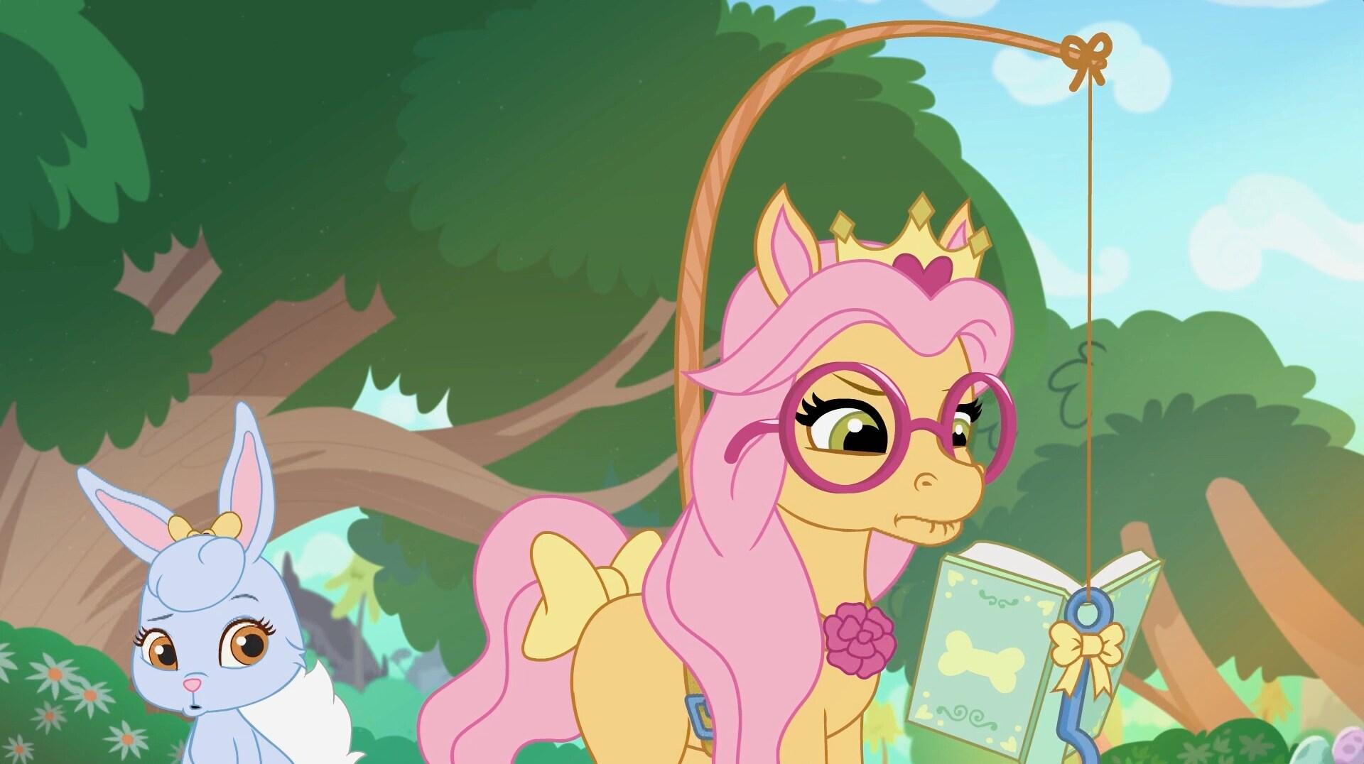 El campeón busca-galletas - Reino Mascota - Whisker Haven