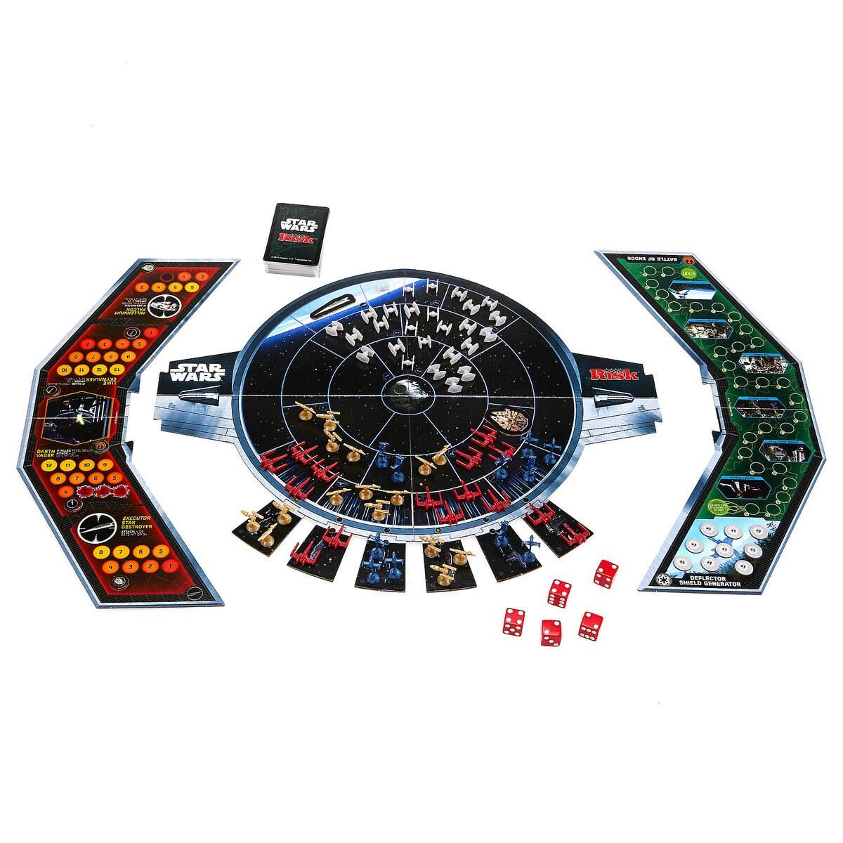 Star Wars Risk Game | shopDisney