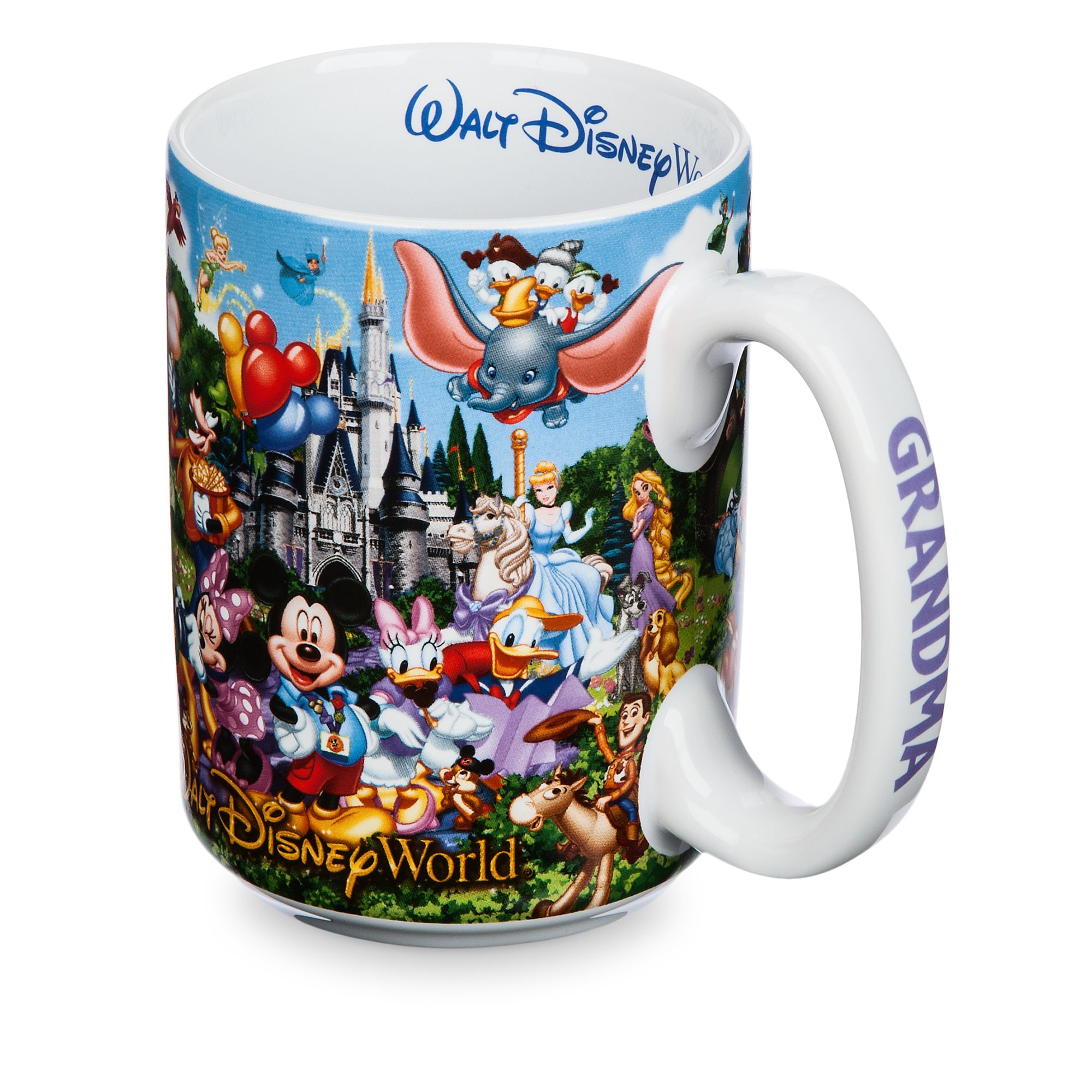 Walt Disney World Storybook Mug for Grandma