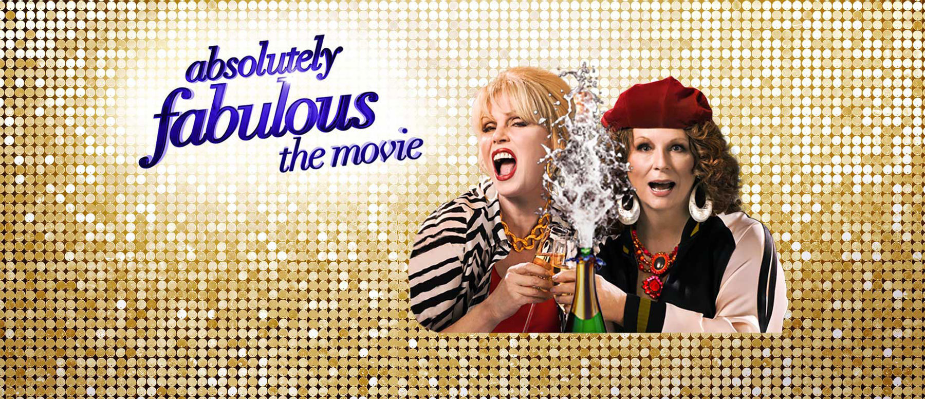 Absolutely Fabulous: The Movie Hero