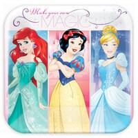 Disney Princess Dessert Plates