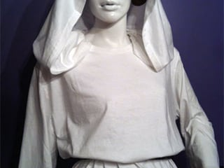 A Nearly-Instant Leia Costume