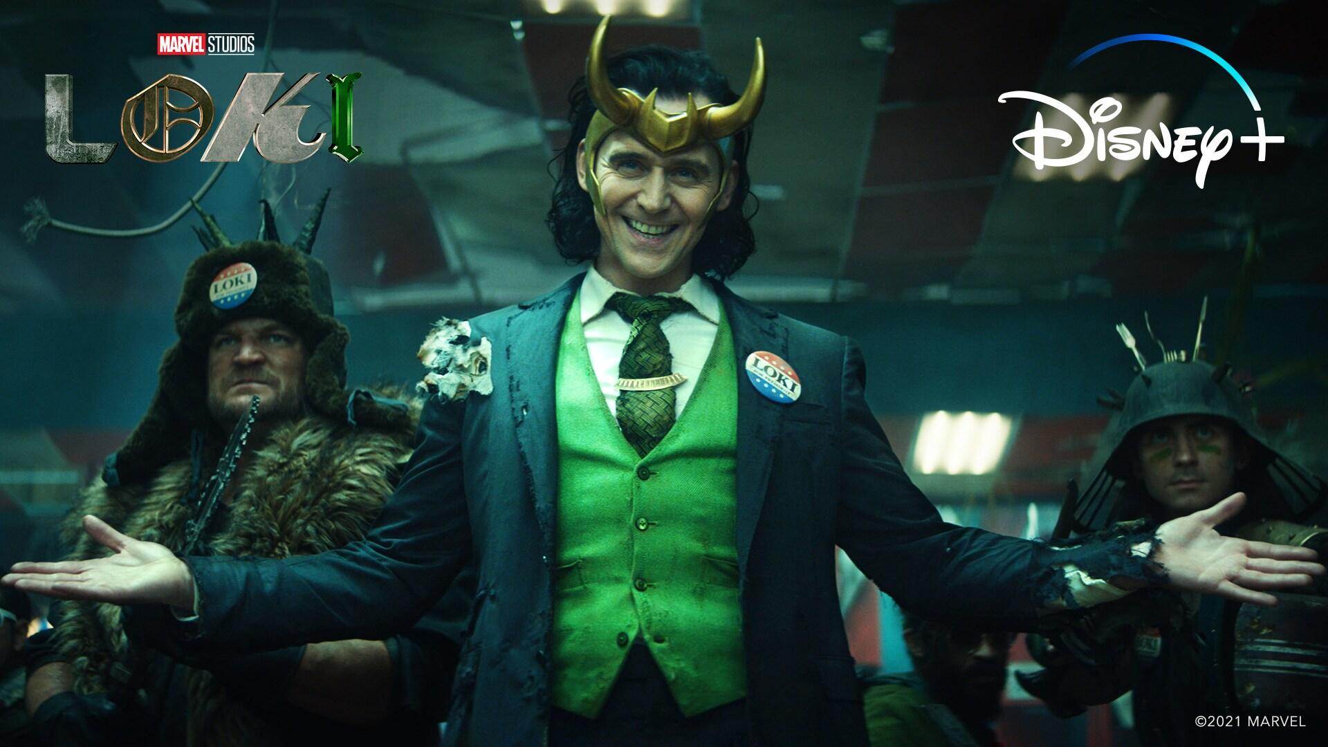 Tom Hiddleston Shares Career Tips (and Tricks) Inspired by Marvel Studios' Loki | What's Up, Disney+