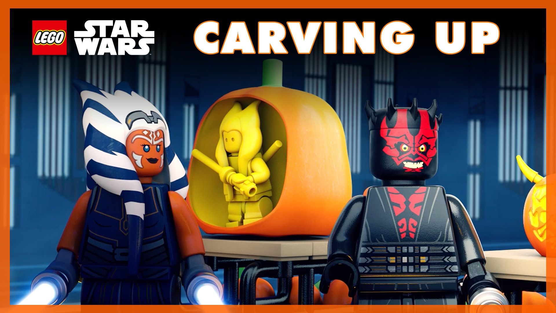 Carving Up the Competition | LEGO STAR WARS: Celebrate the Season