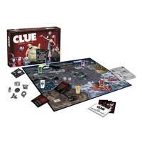 Tim Burton's The Nightmare Before Christmas Clue Game