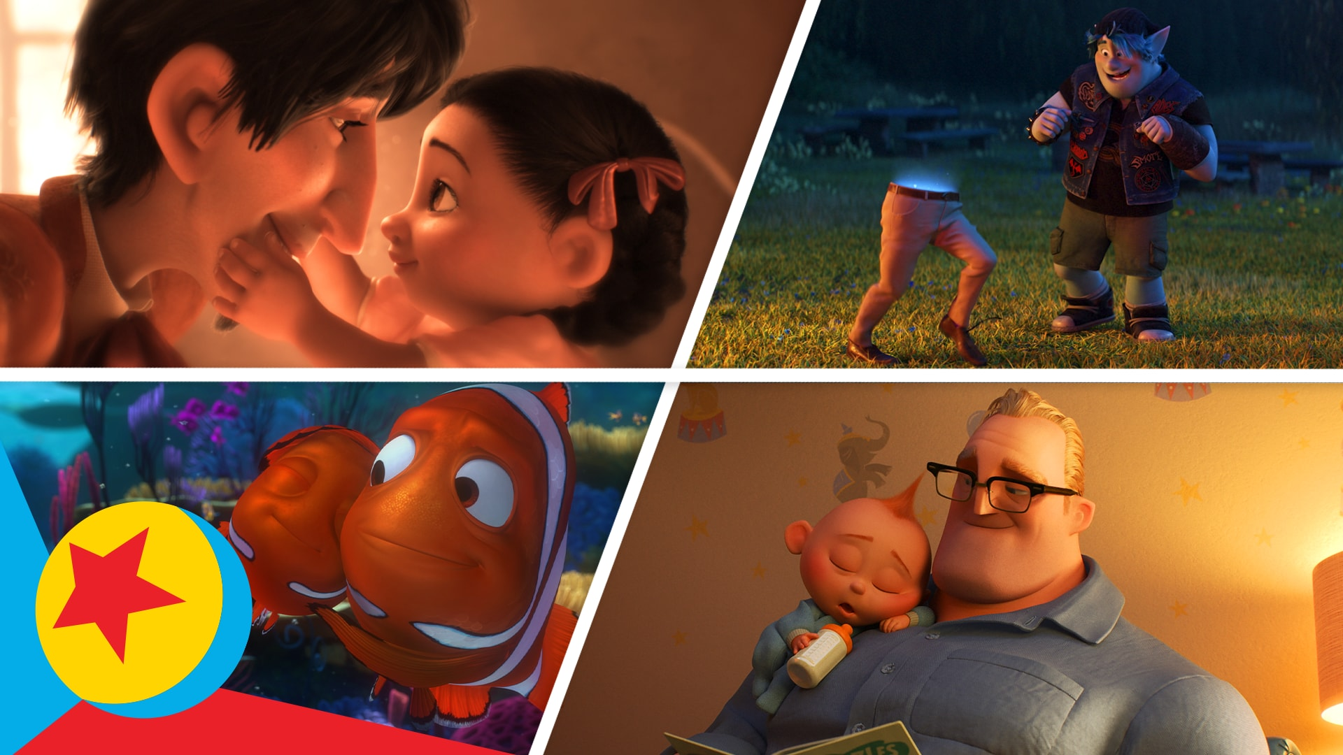 A Tribute to the Pixar Dads| Pixar