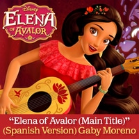 Gaby Moreno - Elena of Avalor (Main Title, Spanish Version)