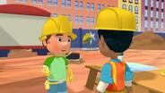 Disney Handy Manny Big Construction Job (Part 1 of 2)