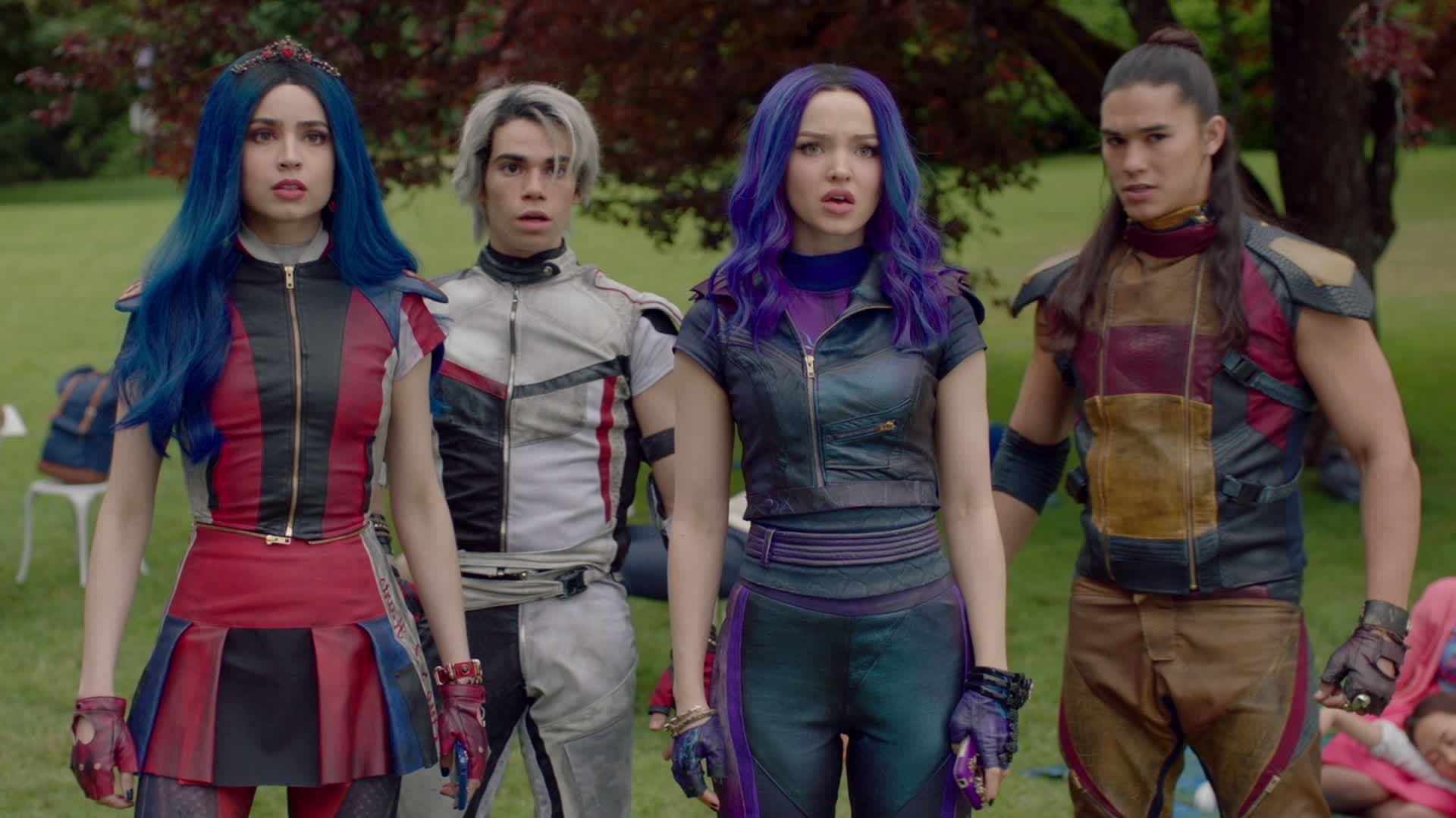 Mystery Trailer 🔮 | Descendants 3