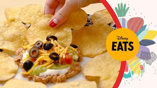 Mickey Mouse Nachos | Disney Eats