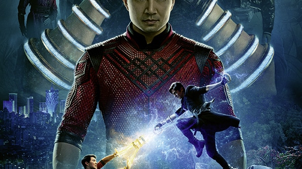 Shang-Chi and the Legend of the Ten Rings Teaser-Trailer 1