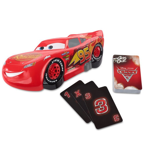 Lightning McQueen Gas Out Game by Mattel
