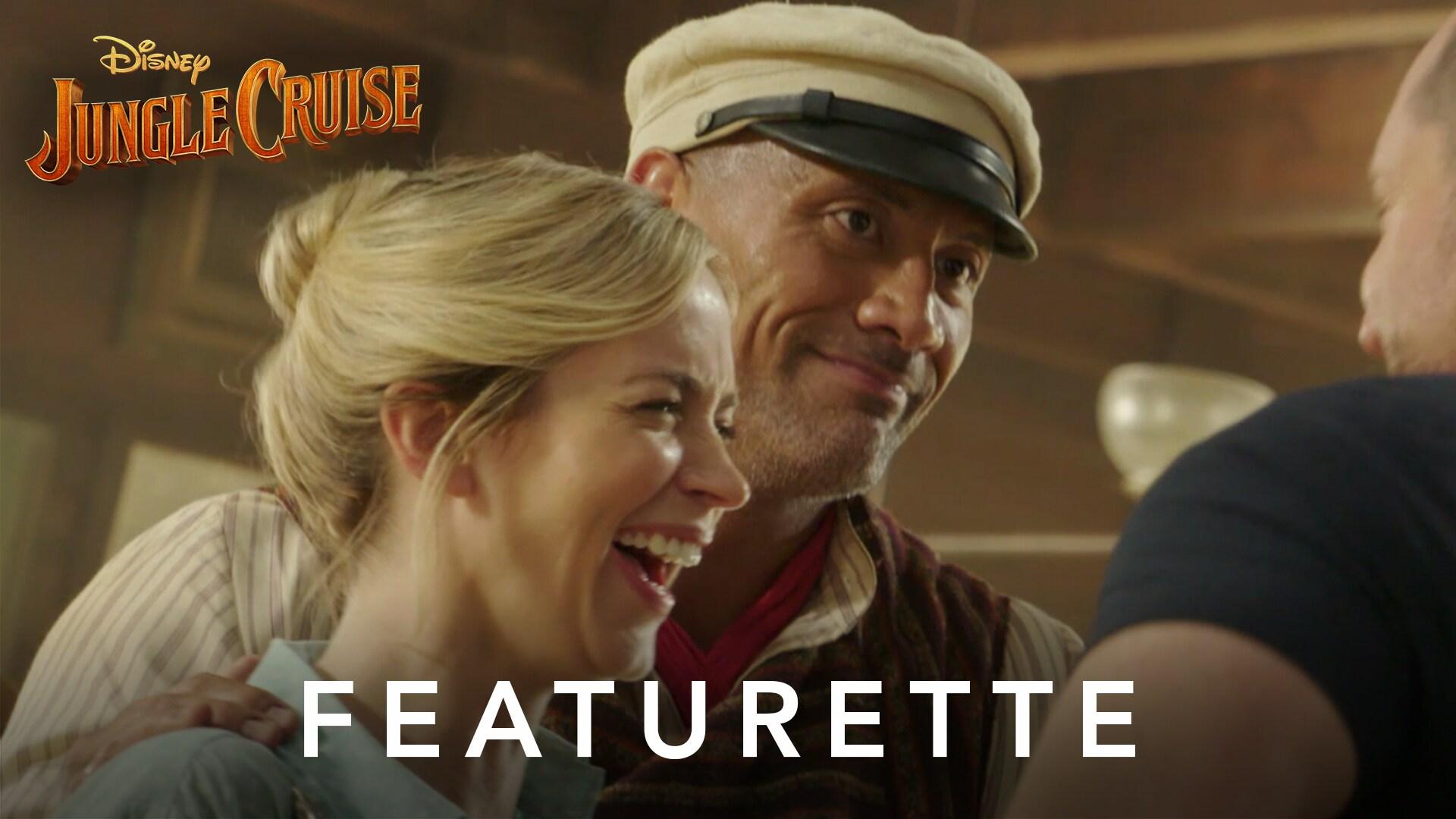 Big Adventure Featurette | Disney's Jungle Cruise