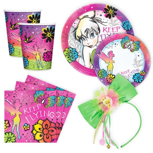 Tinker Bell Disney Party Collection