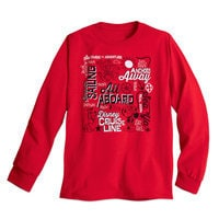 Mickey Mouse and Friends Long Sleeve Tee for Kids - Disney Cruise Line