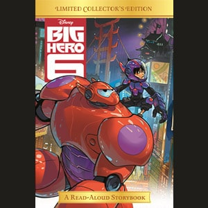 Big Hero 6 Read Aloud