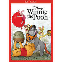 Image of Winnie the Pooh (2011) - 2-Disc Combo Pack # 1