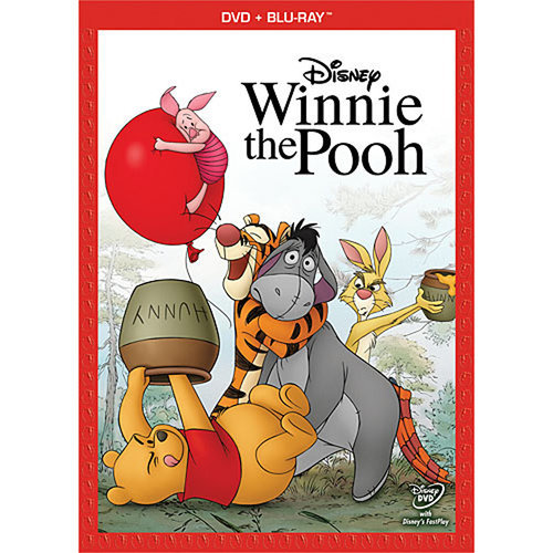 Winnie the Pooh (2011) - 2-Disc Combo Pack