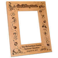Image of Walt Disney World Winnie the Pooh Photo Frame by Arribas - Personalizable # 2