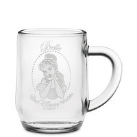 Belle Glass Mug by Arribas - Personalizable