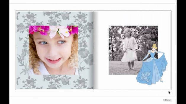 Momento: Creating A Cinderella Quickbook