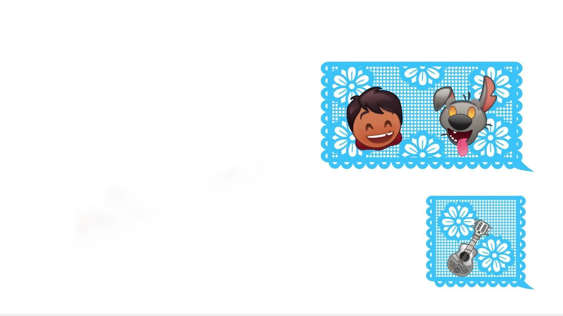 Coco | Disney As Told By Emoji