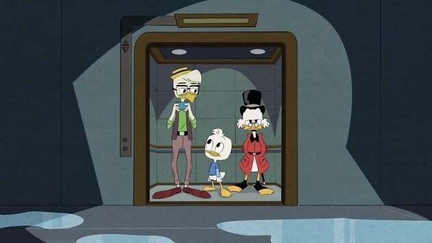 DuckTales - Achtung vor dem B.U.D.D.Y. System!