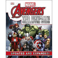 Image of Marvel's Avengers: The Ultimate Character Guide Book # 1