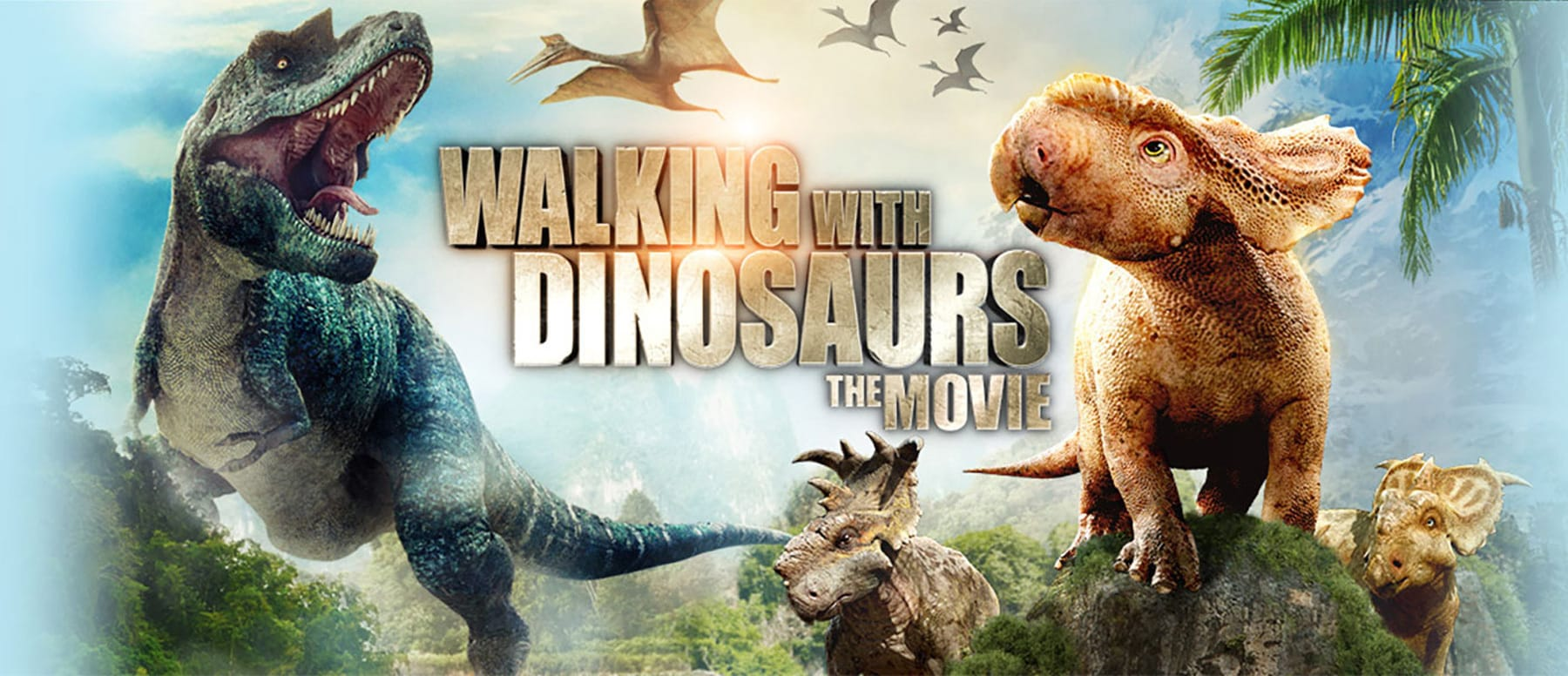 Walking with Dinosaurs Hero
