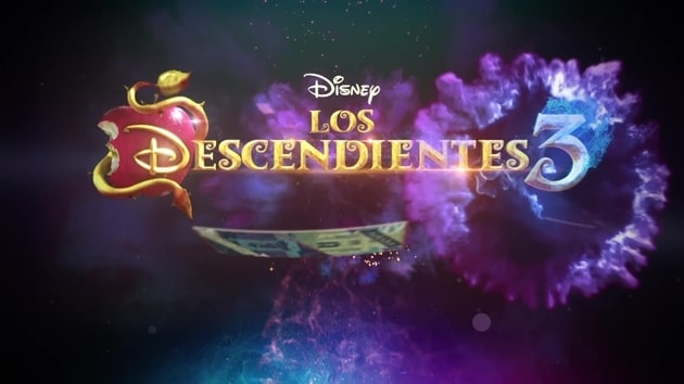 "Teaser de ""Los Descendientes 3"""