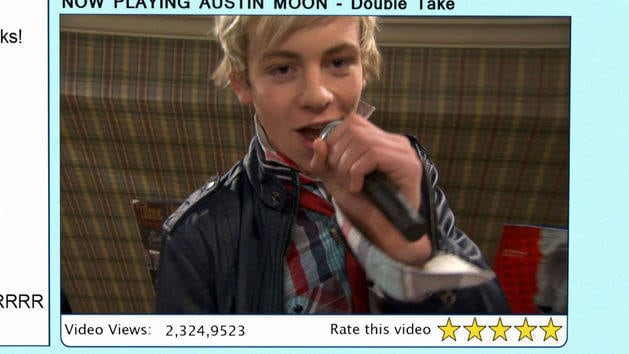 Austin y Ally: Double take