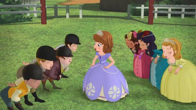 Coisas de Princesas - Princesinha Sofia