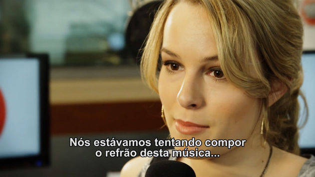 Bridgit Mendler: segredo - Radio Disney