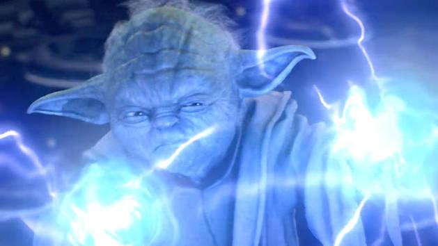 Star Wars - Senatens kraftduell