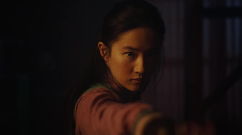 Mulan – zwiastun 1
