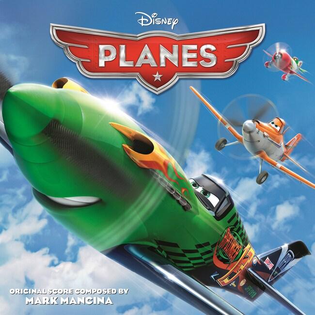 Planes: Soundtrack