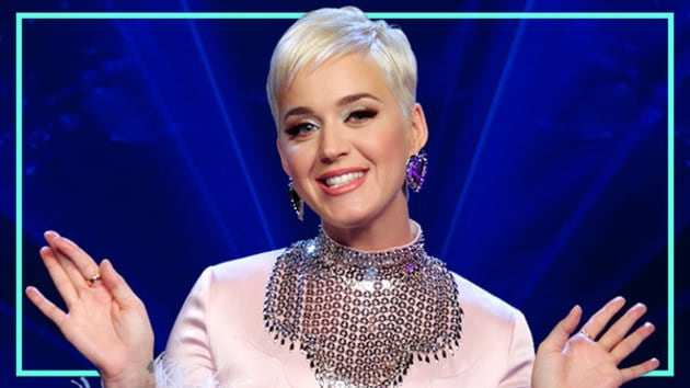 Katy Perry Brings Her Fashion A-Game to ABC's American Idol | Fashion by Disney Style