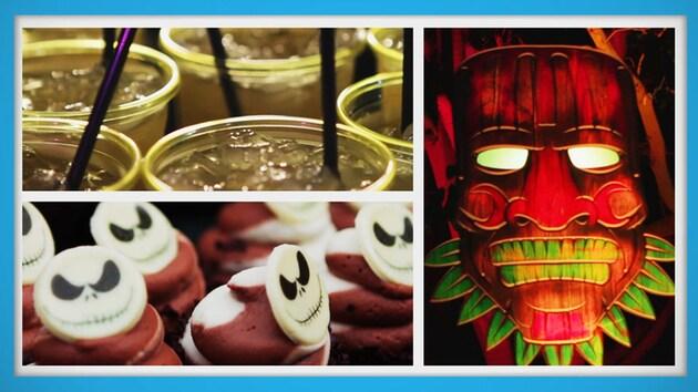 Mahaloween at Trader Sam's Enchanted Tiki Bar - Disney Insider