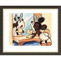 Image of Minnie Mouse ''Lipstick'' Giclée # 3