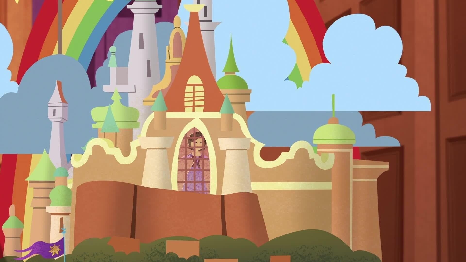 Rapunzel - Die Serie - Der Zauberbann