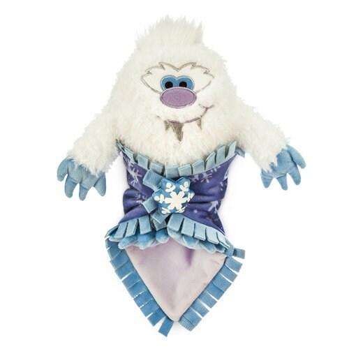 Disney S Babies Yeti Plush Doll And Blanket Small 10