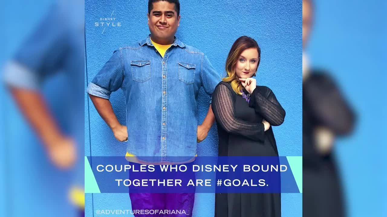 19 Couples Disney Bounds We Love | Disney Style