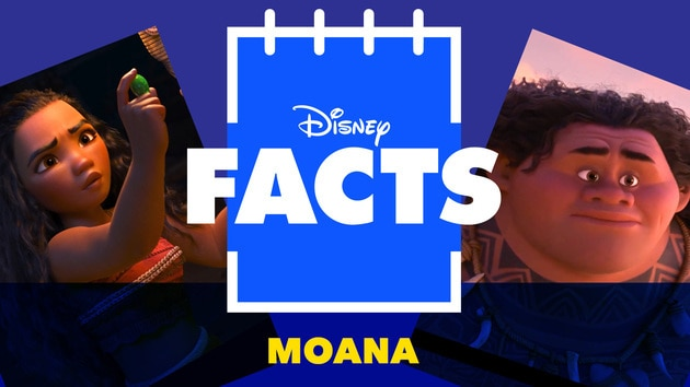 Moana Fun Facts and Easter Eggs | Disney Facts by Disney